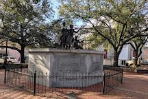 Ellis Square, Savannah, United States