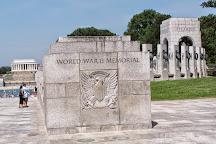 National World War II Memorial, Washington DC, United States