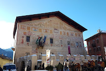 Gallery of Fiemme Magnificent Community, Cavalese, Italy
