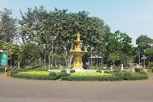 Saranrom Park, Bangkok, Thailand