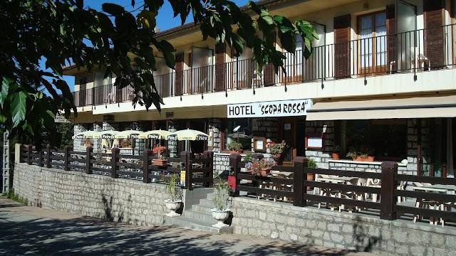 Hotel Restaurant Scopa Rossa