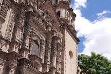 Iglesia Templo del Carmen, San Luis Potosi, Mexico