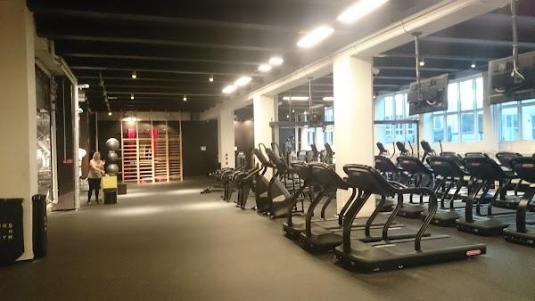 urban gym københavn