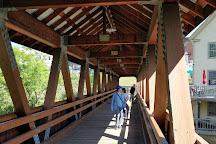 Riverwalk Covered Bridge, Littleton, United States