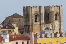Elevador de Santa Justa, Lisbon, Portugal