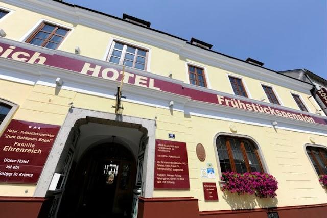 "Krems - Hotel ""Zum goldenen Engel"""