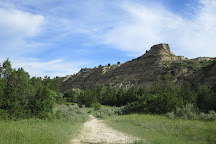 Caprock-Coulee Trail, Theodore Roosevelt National Park, United States