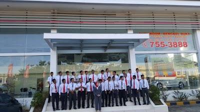 Showroom Dealer resmi Honda Arista Banda Aceh