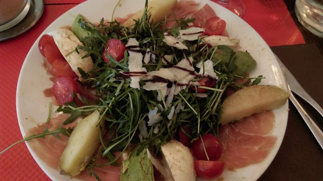 La Presqu'ile - Restaurant Italien Paris 9ème