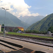 Железнодорожная станция  Edolo