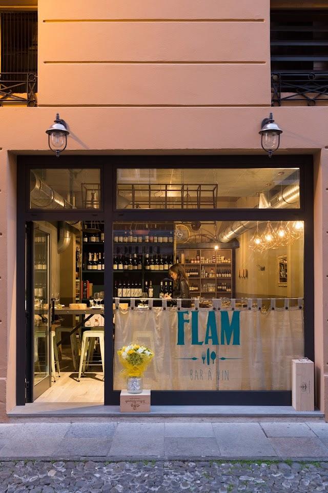 Flam bar à vin
