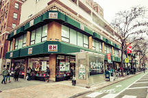 B&H Photo Video Pro Audio, New York City, United States