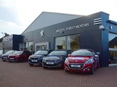 Bristol Street Motors Peugeot Oxford oxford
