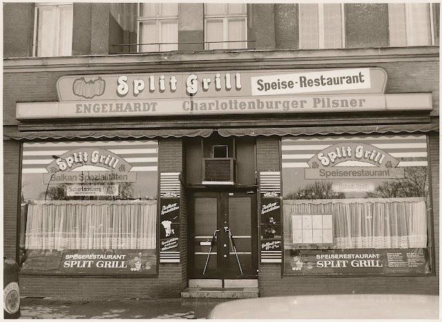 Restaurant Split Berlin-Kreuzberg