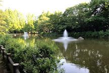 Kaigarayama Park, Kamagaya, Japan