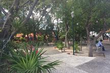 El Parque de las Palapas, Cancun, Mexico