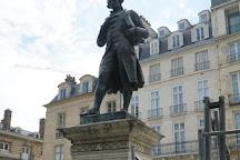 Statue de Condorcet, Paris, France