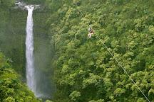 Hawaii Zipline Tours, Honomu, United States