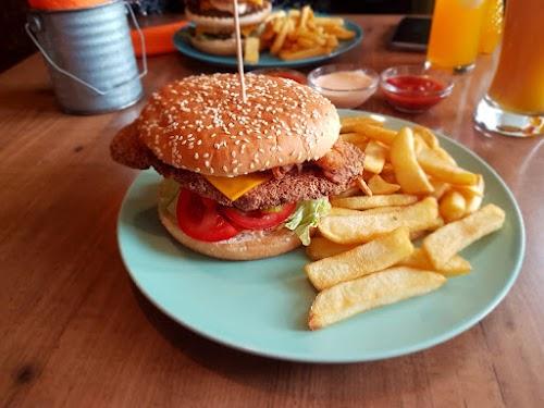 J.R Pizza & Burger