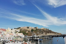 The Port of Corricella, Procida, Italy
