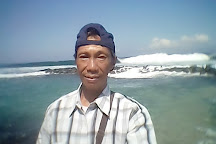 Candidasa Beach, Karangasem, Indonesia