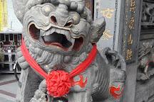 Bashatun Gongtian Temple, Tongxiao, Taiwan