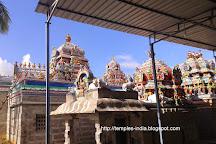 Arulmigu Kandaswamy Temple, Kanchipuram, India