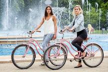 Go Mobility Margaret Island Bike Rental, Budapest, Hungary