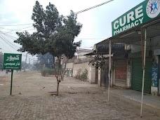 Cure Pharmacy faisalabad