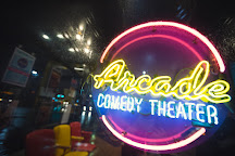 Arcade Comedy Theater, Pittsburgh, United States