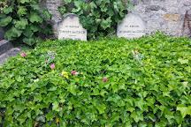 Cementerio Auvers su Oise, Auvers-sur-Oise, France