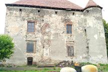 St. Miklosh Castle, Chynadiyovo, Ukraine