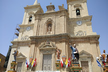 Paola Parish Church, Paola, Malta