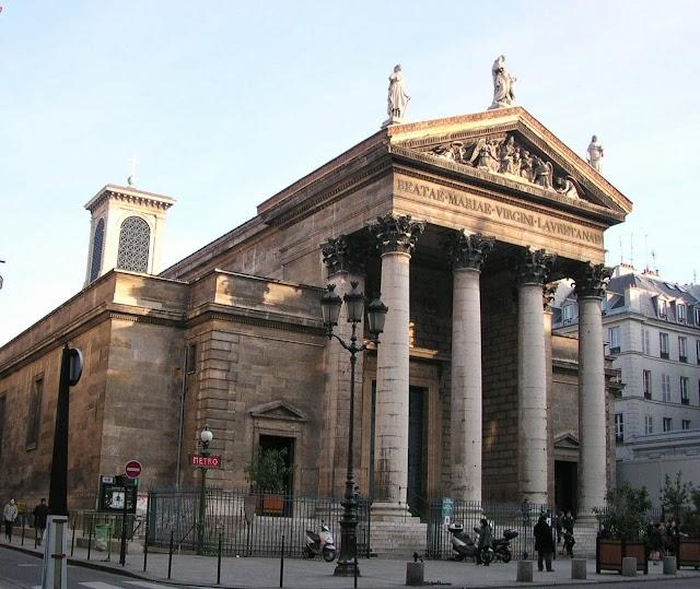 Métro-Notre-Dame de Lorette