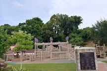 Catfish Row Children's Art Park, Vicksburg, United States