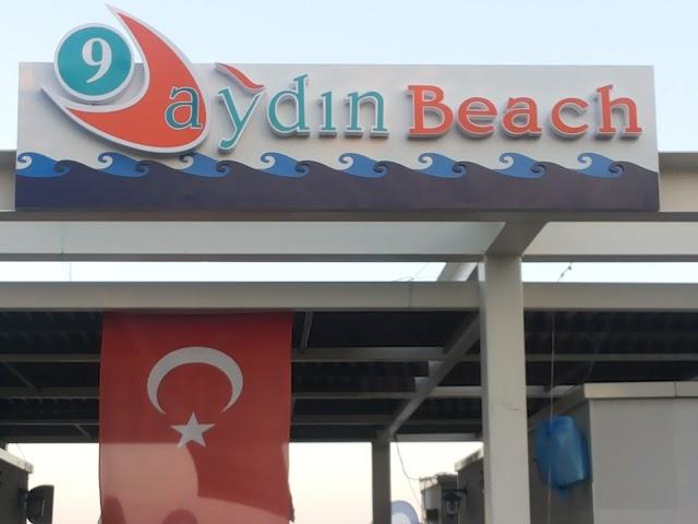 Aydin Beach Rrsturant