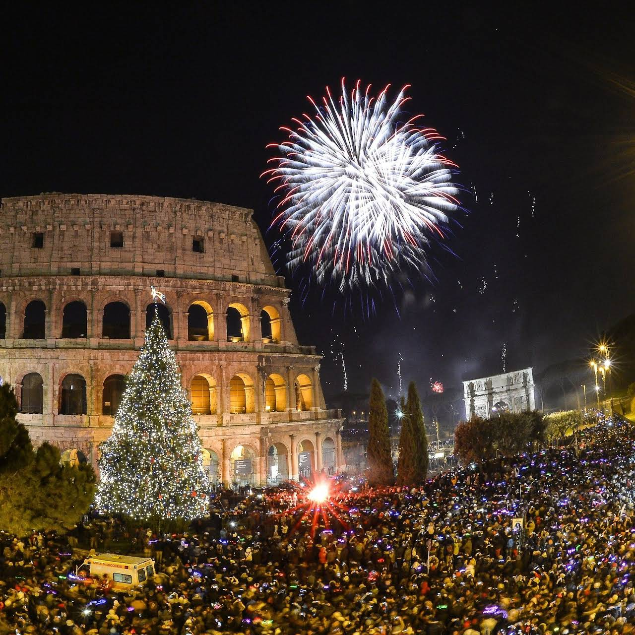 Rome New Years Eve 2021 - New Years Eve Rome 2021 - Discover The Best Parties, Events, Fireworks ...