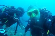 Aquaholics Diving Center, Nea Peramos, Greece