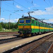 Железнодорожная станция  Liptovsky Mikulas