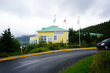 The Discovery Center, Woody Point, Canada