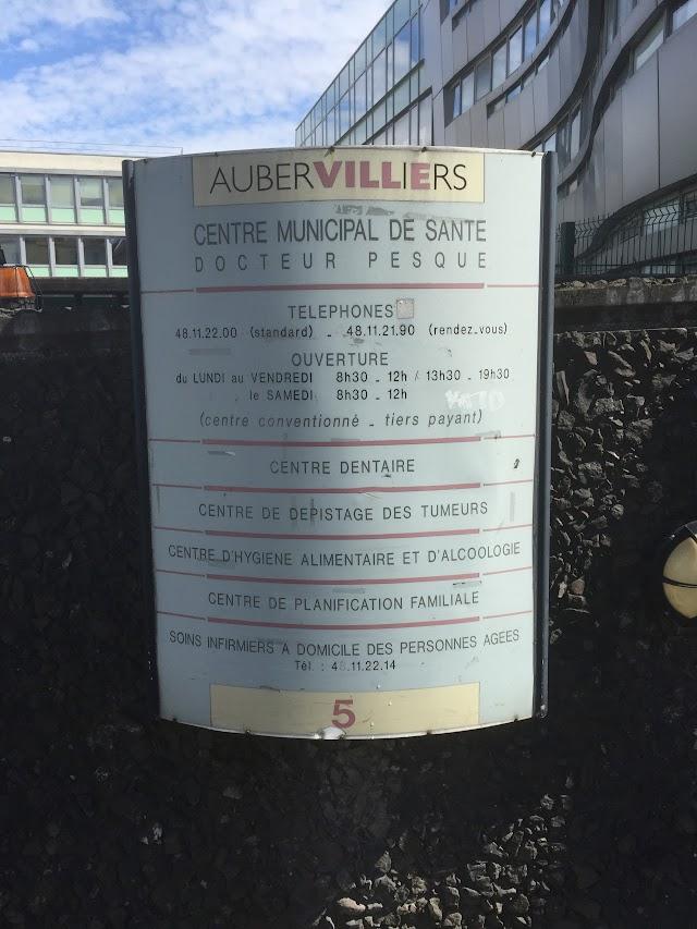 CMS Aubervilliers - Centre Médicale de Santé