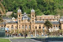 Alderdi-Eder Park, San Sebastian - Donostia, Spain