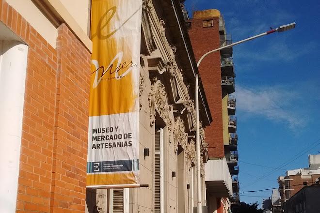 Museo y Mercado Provincial de Artesanias de Entre Rios, Parana, Argentina
