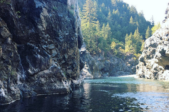 South Fork of the Smith River, Smith River, United States