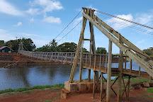 Swinging Bridge, Hanapepe, United States