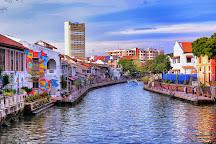 Malacca River, Melaka, Malaysia