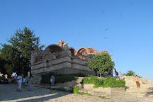 The Church of St. John Aliturgetos, Nessebar, Bulgaria