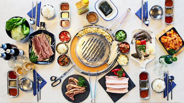 Jinseon Korean BBQ Restaurant & Bar