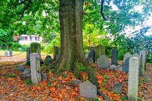 Salem Witch Trials Memorial, Salem, United States