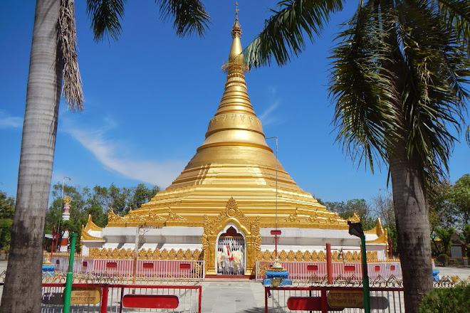 Myanmar Golden Temple